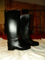 Horse Riding Boots - Size 9 US