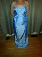 Bridesmaid/ Mother of the bride/Prom/Evening gown size 10