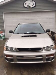 EXTREMELY MINT 99 IMPREZA RS **PRICE NEGOTIABLE**