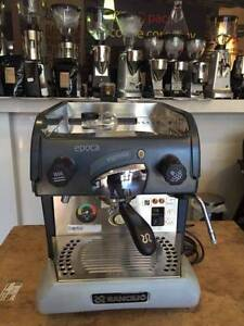 Cheap One Group Rancilio Epoca Semi Commercial Coffee Machine Roselands Canterbury Area Preview