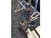 Mk4 golf gt tdi full suspension , front and rear shocks and springs , gti , mk1 Leon