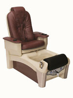 European Touch Forte CleanTouch PediSpa - 2 chairs available