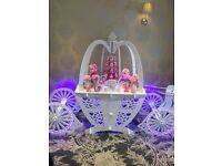 Candy Cart Ferrero Roche Stand Ferris Wheel Wishing well