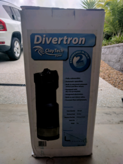 Divertron submersible water pump - New