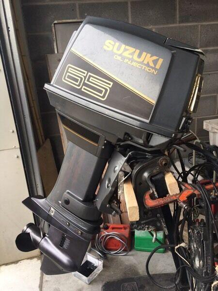 Suzuki DT 65 HP Outboard 2 Stroke, bargain! | in Burry Port ...