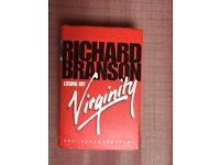 Losing My Virginity - Richard Branson Autobiography (Hardback 1998 Edition)