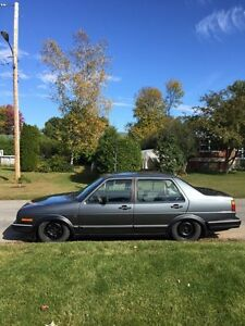 Jetta early 1986 bagged