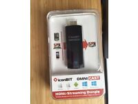 HDMI streaming dongle RRP £33 new android and apple