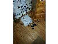 ps4 500 gb with about 5 games 2 disc games and rest on hd swap for xbox one