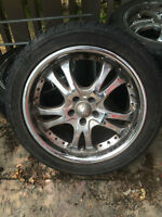 17 VW Jetta,golf and beetle wheels