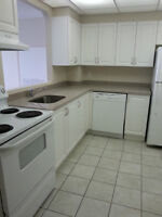 1 bdr. in 2 bdr. Lees ave. apartment for August 1st.