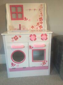 Toddler mini toy kitchen