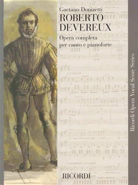 Roberto Devereaux Opera NEW 050481763