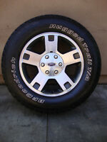 CLEAROUT ! BRAND NEW FACTORY WHEELS - FORD F150 & F250 & SUV's