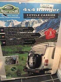 Paddy hopkirk bike car rack