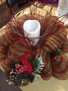 Handmade Christmas decor  Kitchener / Waterloo Kitchener Area image 3