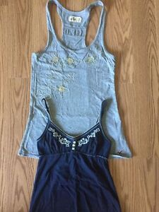 Hollister Tanks - Size XS and S