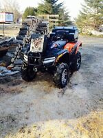 2012 Arctic cat Mud Pro LTD