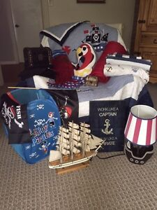 Pirate themed bedroom set Kawartha Lakes Peterborough Area image 1