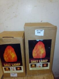Gift for sale Himalayan salt lamp