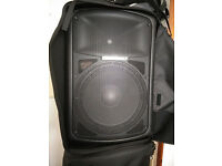 "Pair of Carlsbro 15"" 400w Active Powered Speakers"