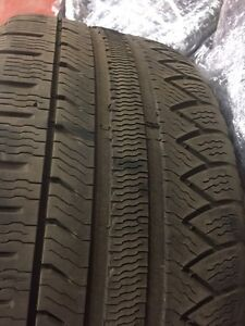 Mercedes AMG rims and winter tires.  Regina Regina Area image 4