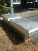 LUND Truck Bed Tool Box
