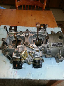 PRS Chassis Skidoo Parts
