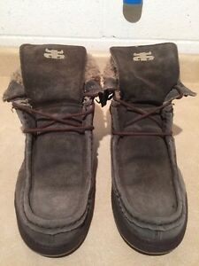 Men's Path Insulated Suede Boots Size 11 London Ontario image 5