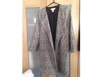 Zara and H&M coat £10