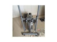 Exercise machine - cross trainer - Body Sculpture air elliptical strider
