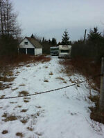 OPEN HOUSE 1 ACRE LAND/CAMP WIRRAL