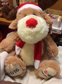 Large cuddly reindeer