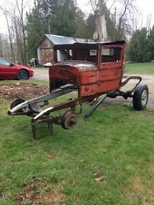 1928 Plymouth project for sale or trade for?