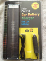Chargeur solaire 12v