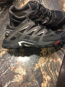Size 12 salomon shoes