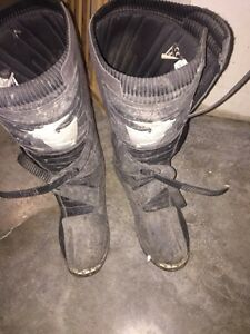 Size 13 Thor riding boots