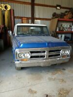 1970 GMC Pick up