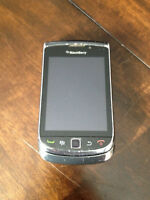 BLACKBERRY TORCH 9800..