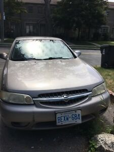 2001 NISSAN ALTIMA FOR SALE - 600$