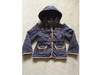 Girls coat 5-6yrs