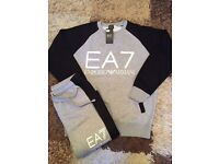 Mens EA7 Armani Tracksuits Wholesale Only (moes clothing)