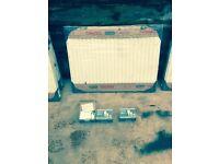 Radiators + trv/s