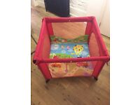 Chicco Open World Playpen