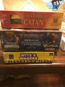 10+ Modern Board games for sale