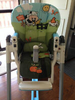 Chaise haute / High Chair Prima Pappa Diner - Peg-Perego