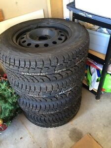 2 sets of winter tire  London Ontario image 8