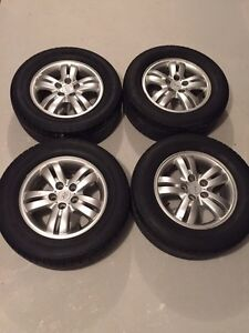 16inch rims and tires for sale  St. John's Newfoundland image 1