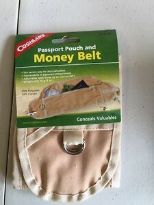 Brand New Samsonite Luggage Tags & Coghlans Money Belt Kitchener / Waterloo Kitchener Area image 3