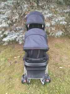 Joovy Caboose Sit & Stand TRIPLE STROLLER (TRANSPORTS 3-4)
